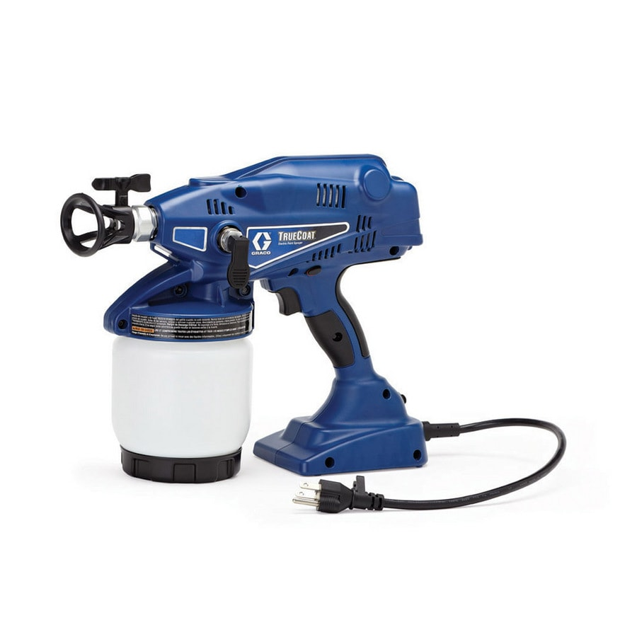 Graco TrueCoat Airless Handheld Paint Sprayer