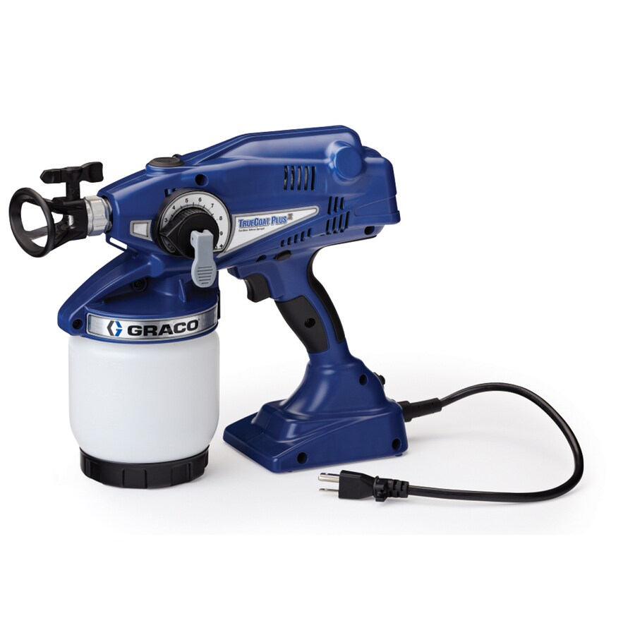 Graco TrueCoat Plus II Electric Handheld Airless Paint Sprayer