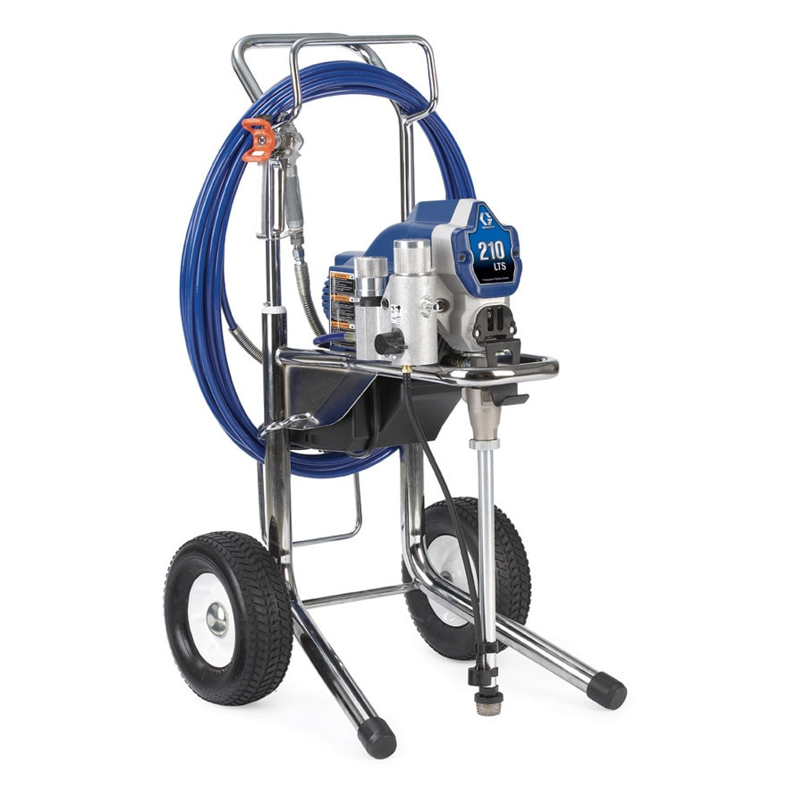 Graco 210LTS Cart Stationary Airless Paint Sprayer