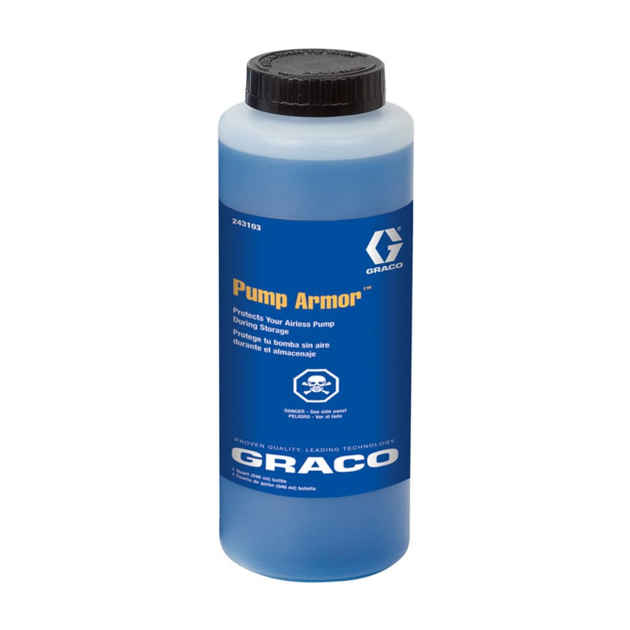 Graco Paint Sprayer Conditioner and Protectant