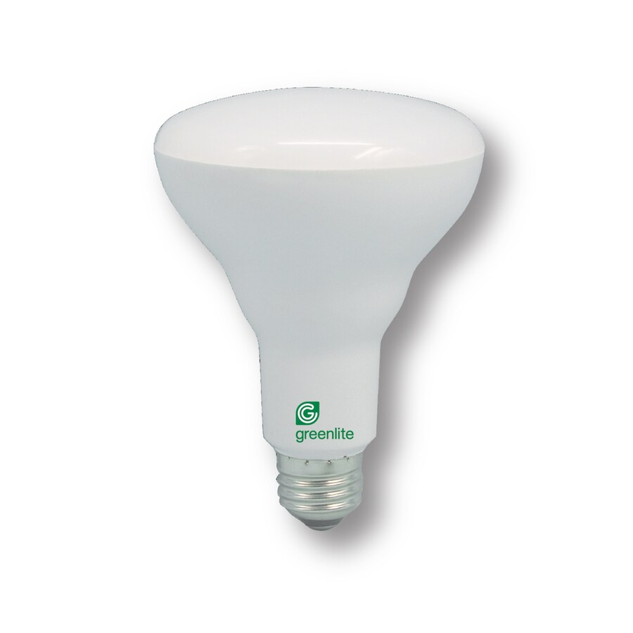 Greenlite 65W Equivalent Dimmable Bright White Br30 LED Light Fixture Light Bulb