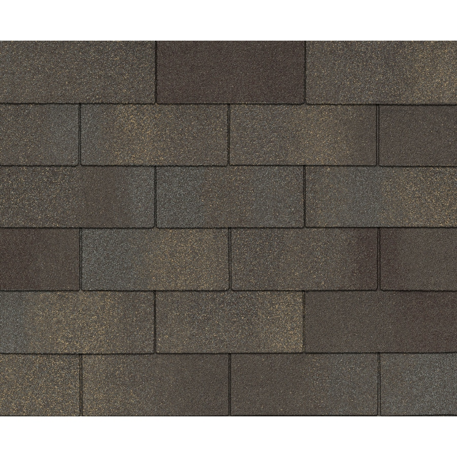 CertainTeed 30 Year XT Weathered Wood AR 3 Tab Shingles