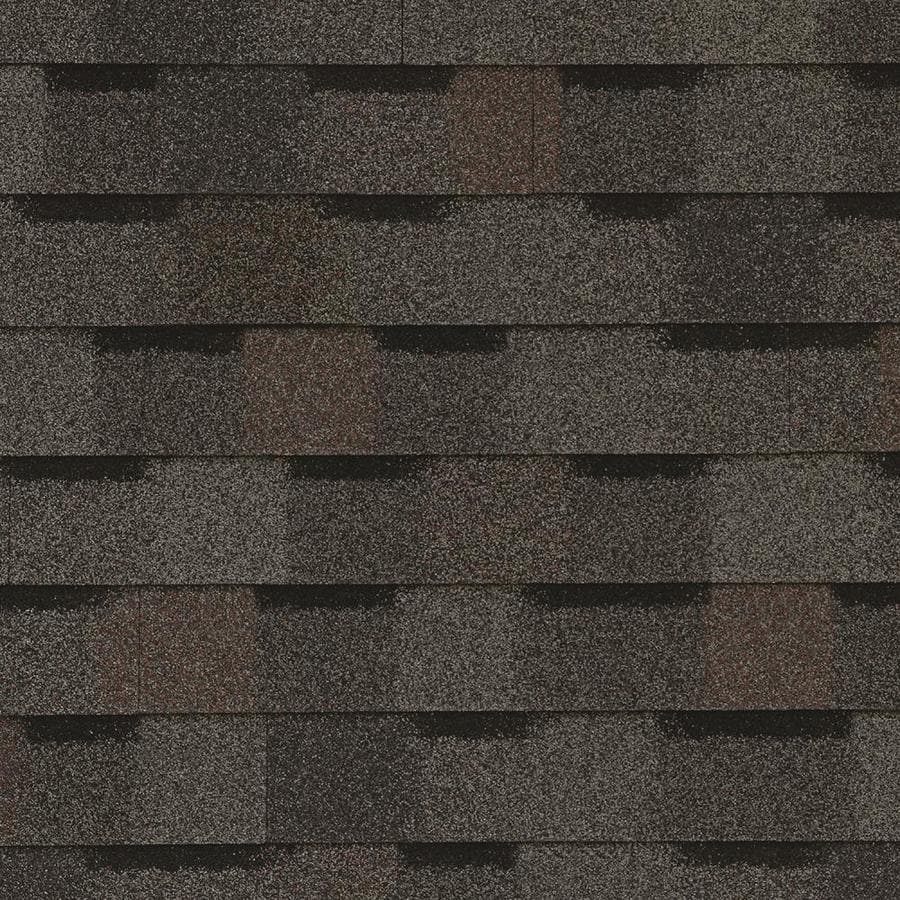 CertainTeed Patriot 33.33-sq ft Colonial Slate Traditional Roof Shingles