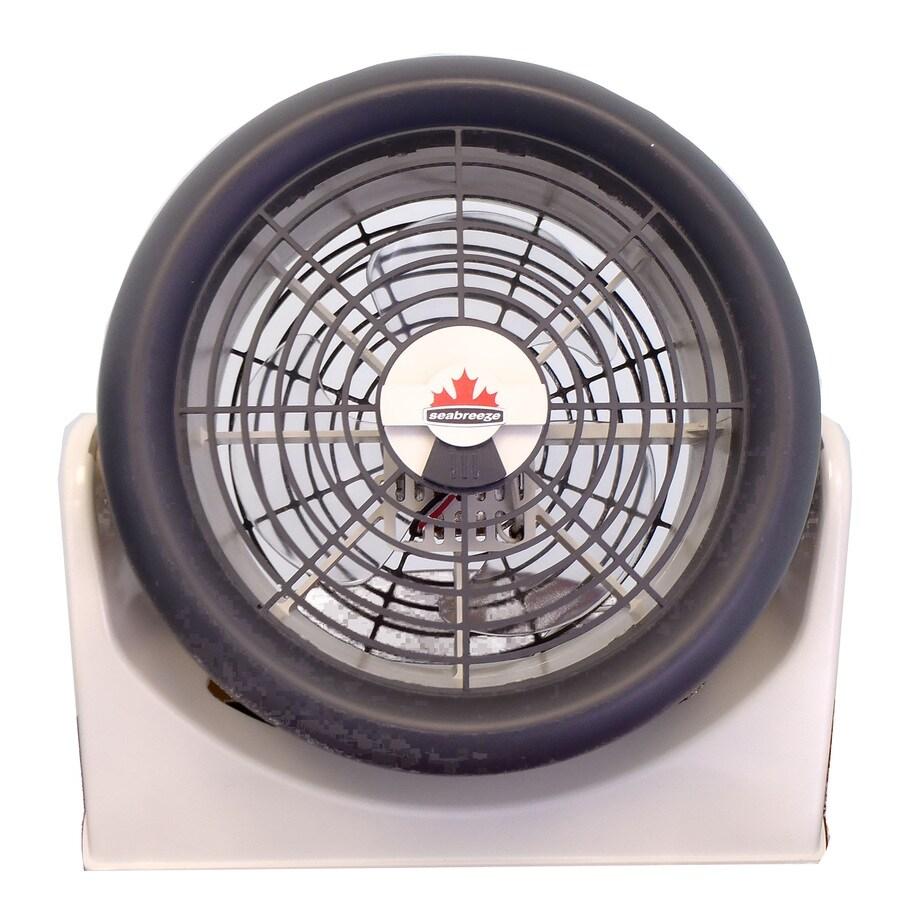 Seabreeze 10-in 3-Speed High Velocity Fan