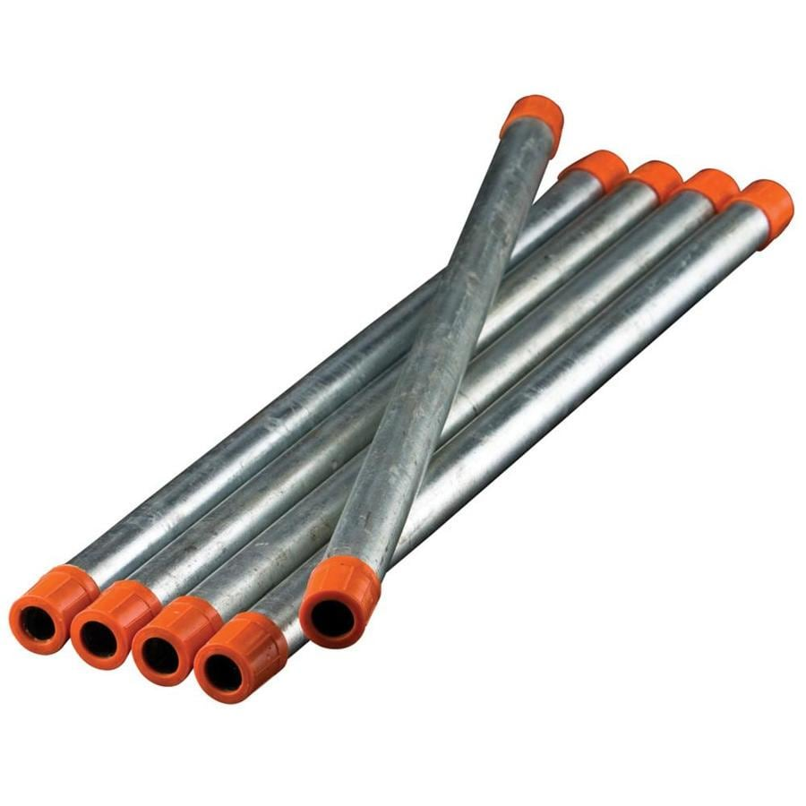 Southland Pipe 3/4-in x 18-in 150-PSI Galvanized Pipe
