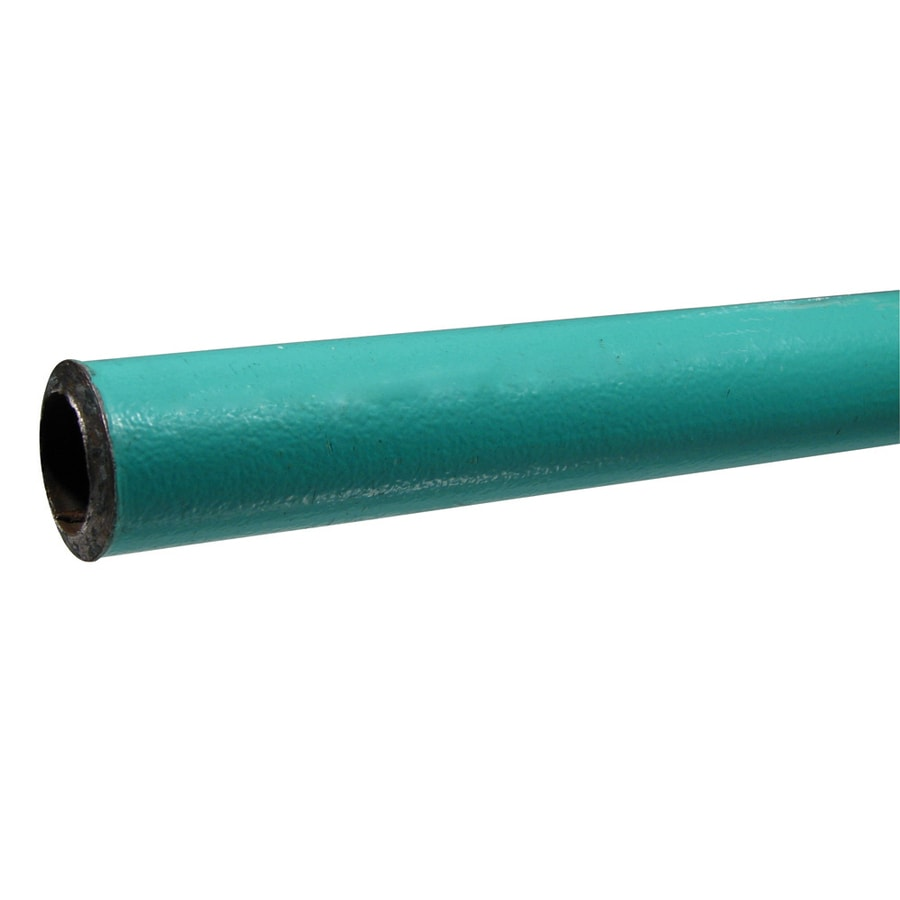 Mueller Streamline 1-in x 10-ft 150-PSI Threaded Both Ends Black Iron Pipe