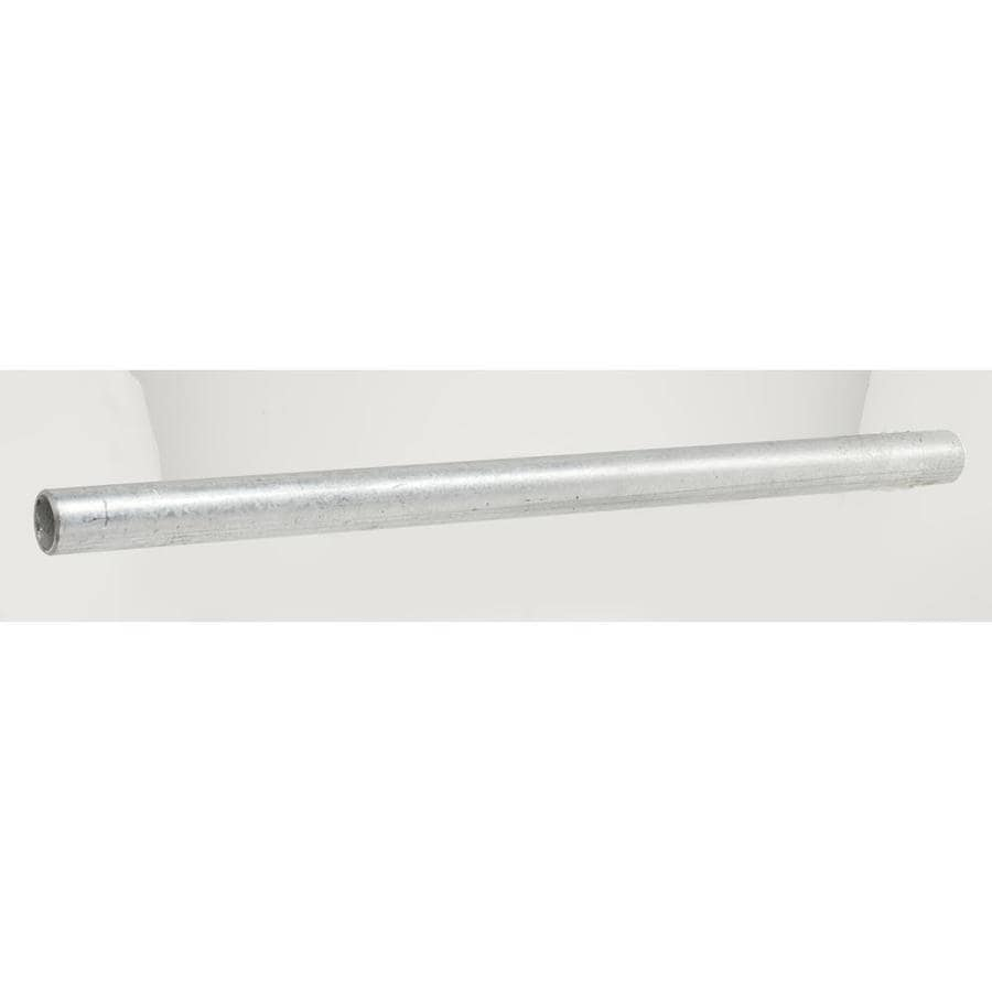B&K SteelTek 3/4-in x 10-ft Galvanized Steel Structural Pipe