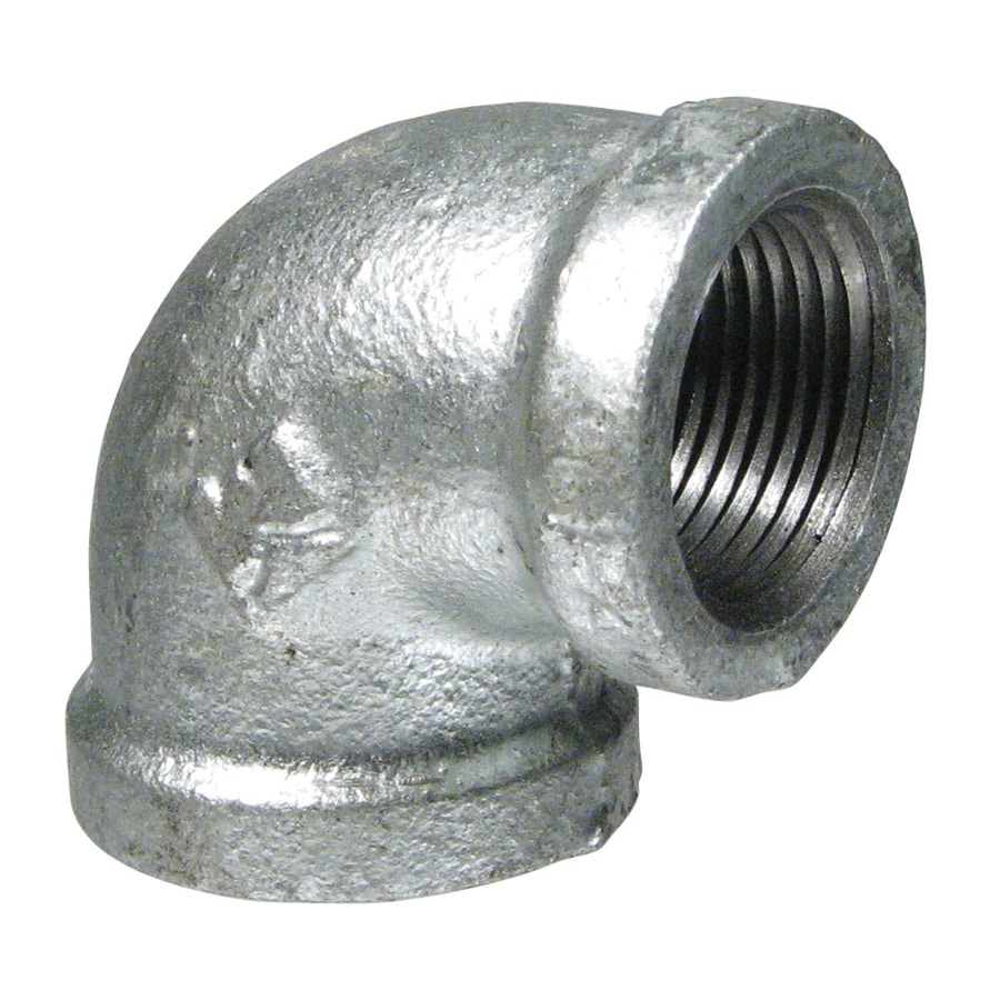 Mueller Proline 1-1/2-in dia 90-Degree Galvanized Elbow Fittings