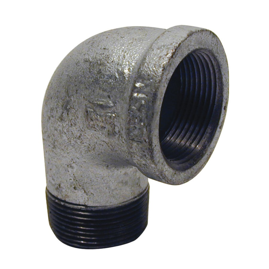 Mueller Proline 1-in dia 90-Degree Galvanized Street Elbow Fittings