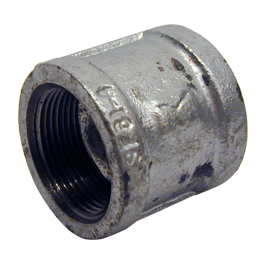 Shop mueller proline in dia galvanized coupling