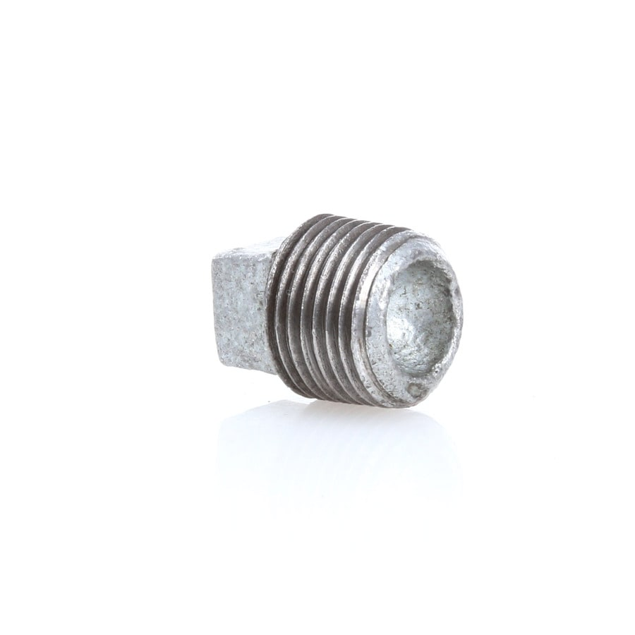 Mueller Proline 3/8-in Dia-Degree Galvanized Plug Fittings