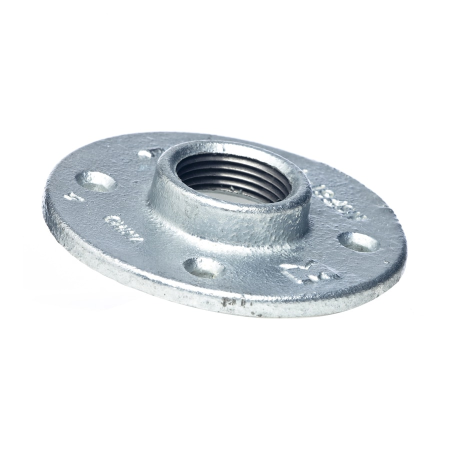Mueller Proline 3/4-in Dia Galvanized Floor Flange Fittings