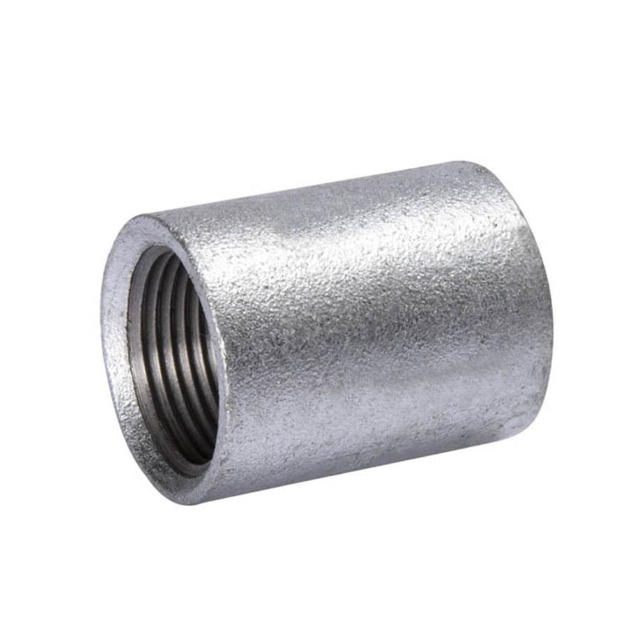 B&K 1/2-in dia Galvanized Coupling Fittings
