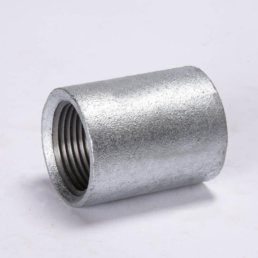 B&K 1-in dia Galvanized Coupling Fittings