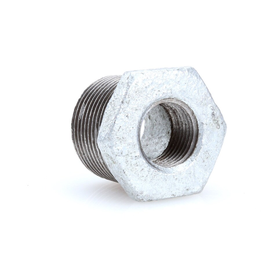 Mueller Proline 3/4-in x 3/8-in Dia-Degree Galvanized Bushing Fittings