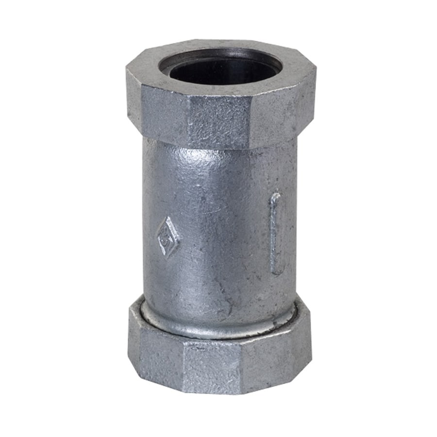 Mueller Proline 1/2-in Dia Galvanized Coupling Fitting