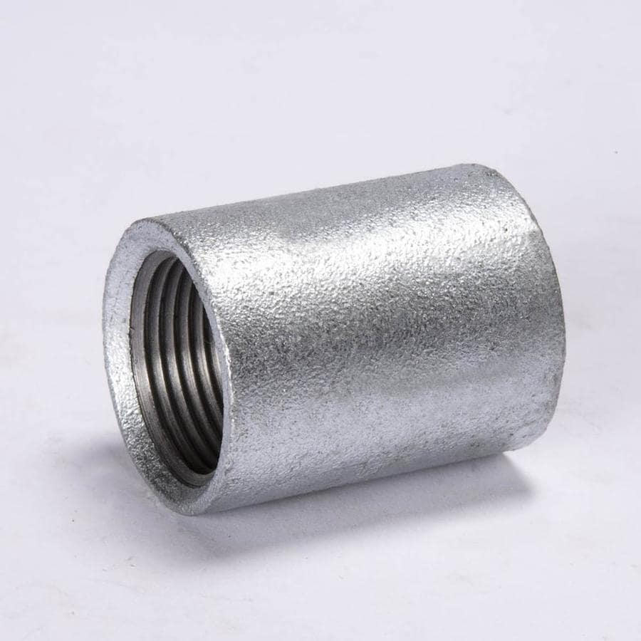 Shop b k in dia galvanized coupling fittings at lowes