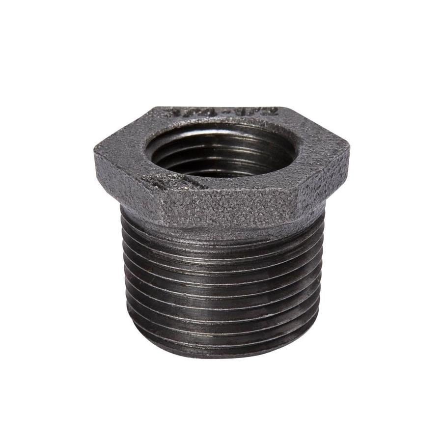 Mueller Proline 1-1/4-in dia Black Iron Bushing Fitting