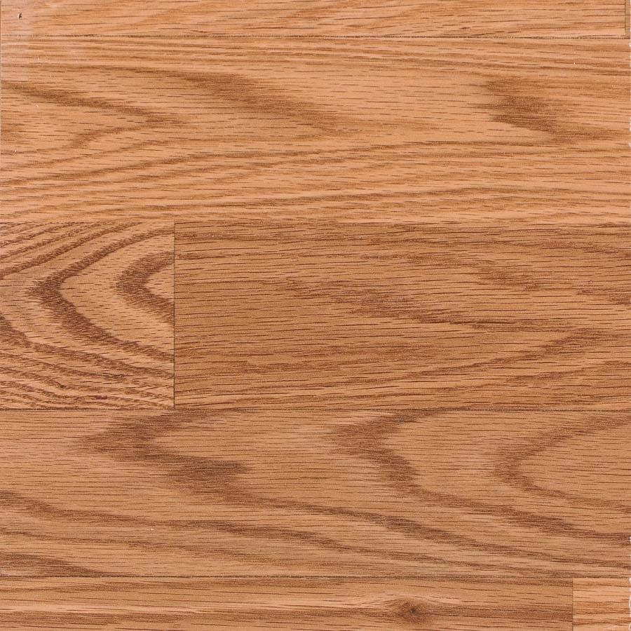 allen + roth Laminate 7.48-in W x 3.93-ft L Natural Oak Wood Plank Laminate Flooring