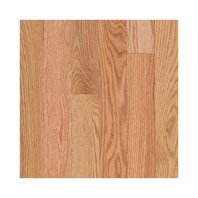 American Era 2 25 In Natural Oak Solid Hardwood Flooring 18 Sq Ft