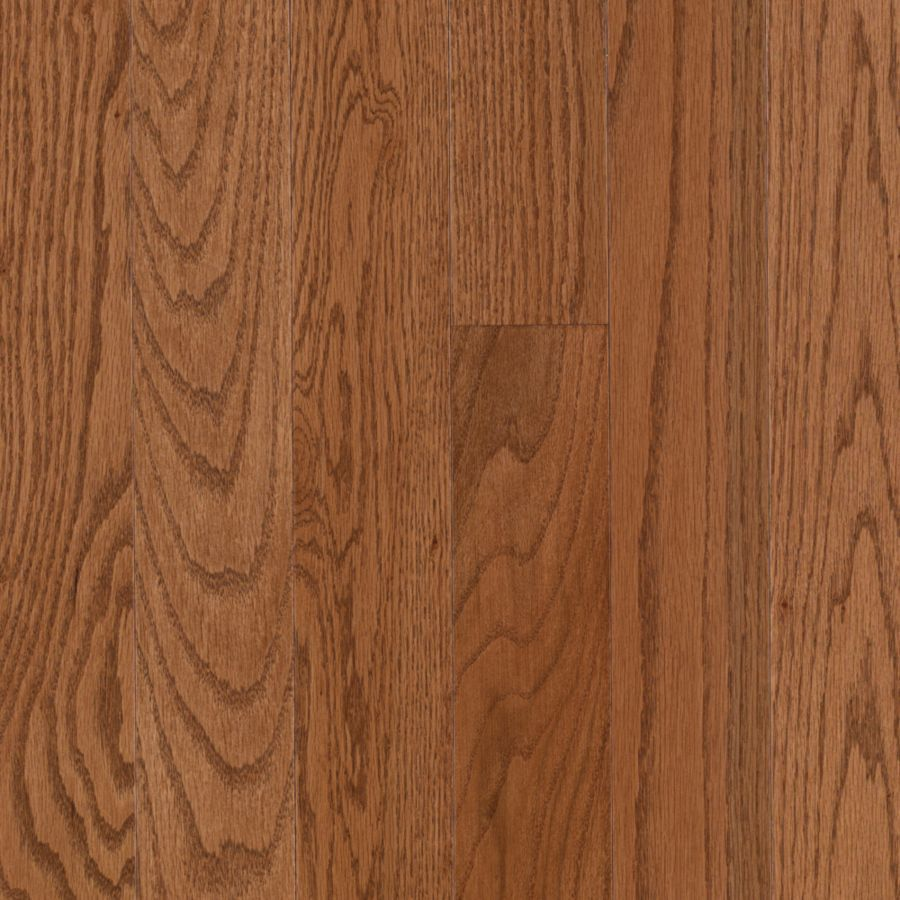 Shop Pergo American Era In Prefinished Gunstock Oak Hardwood - Pergo hardwood flooring