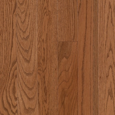 American Era 3 25 In Gunstock Oak Solid Hardwood Flooring 17 6 Sq Ft