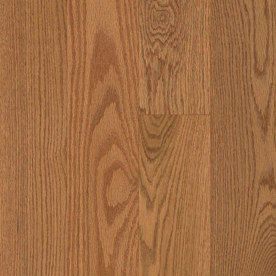 Shop Pergo American Era In Prefinished Butterscotch Oak - Pergo hardwood flooring