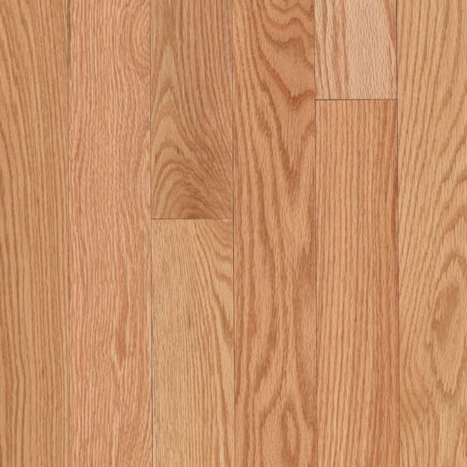 Natural Oak Solid Hardwood Flooring