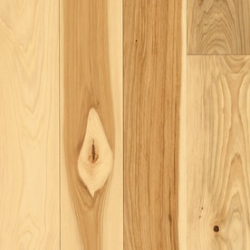 Pergo American Era 5 In Country Natural Hickory Solid Hardwood Flooring  (19 Sq