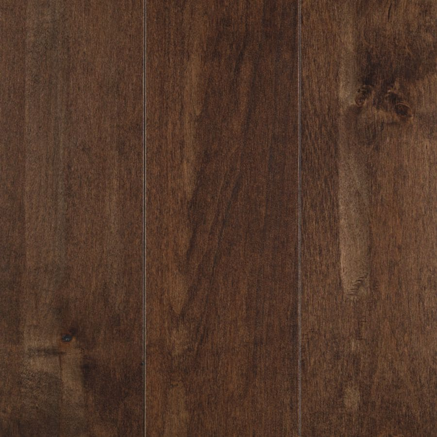 Pergo Maple Hardwood Flooring Sample (Truffle Maple)