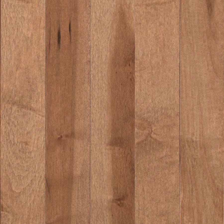 Price Of Maple Hardwood Flooring: Mohawk Maple Hardwood Flooring Sample (Vanilla Maple) At