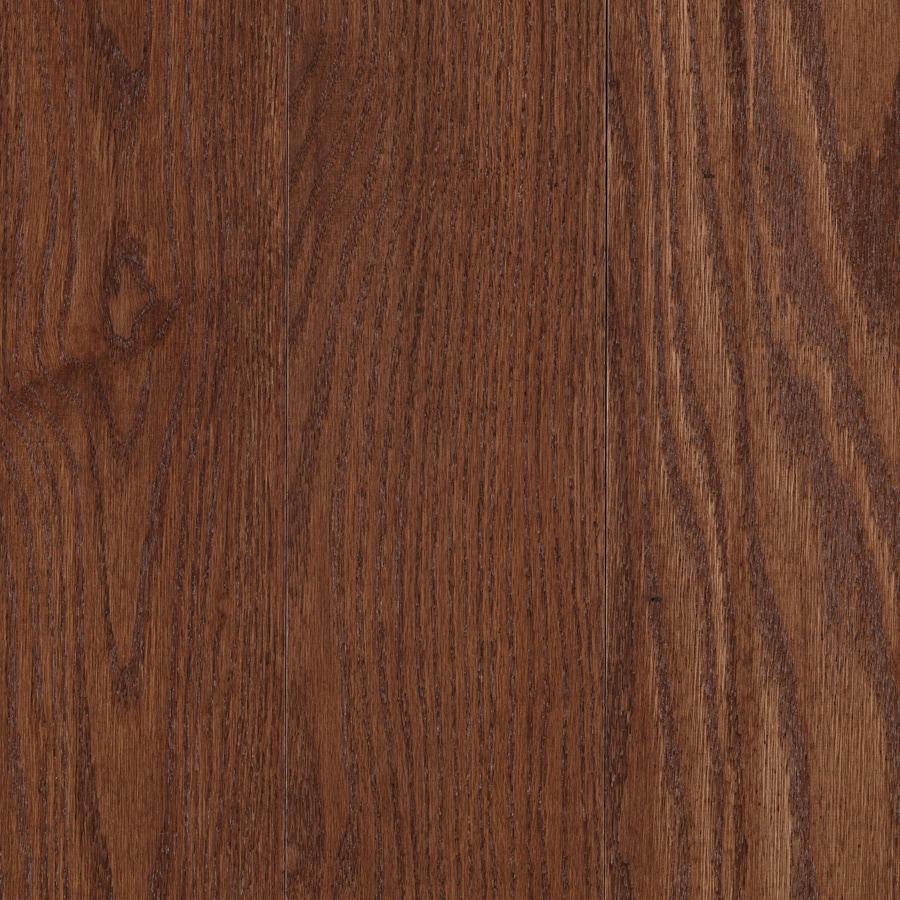 shop allen + roth oak hardwood flooring sample (autumn oak) at