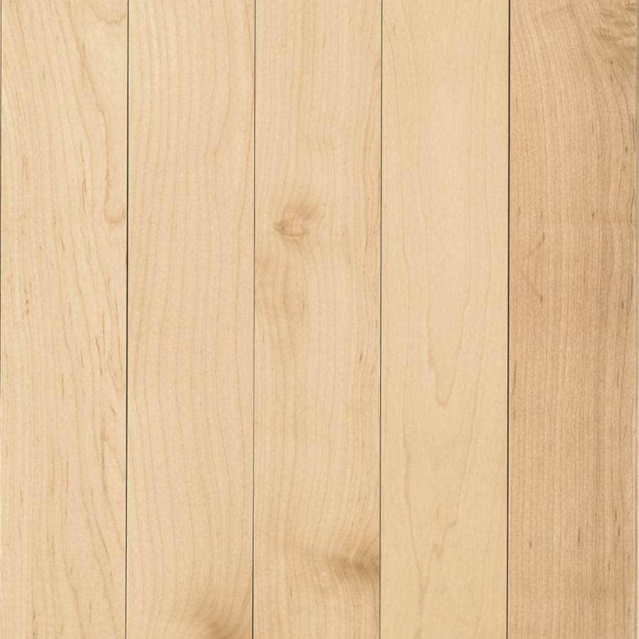 Shop Allen Roth Maple Hardwood Flooring Sample