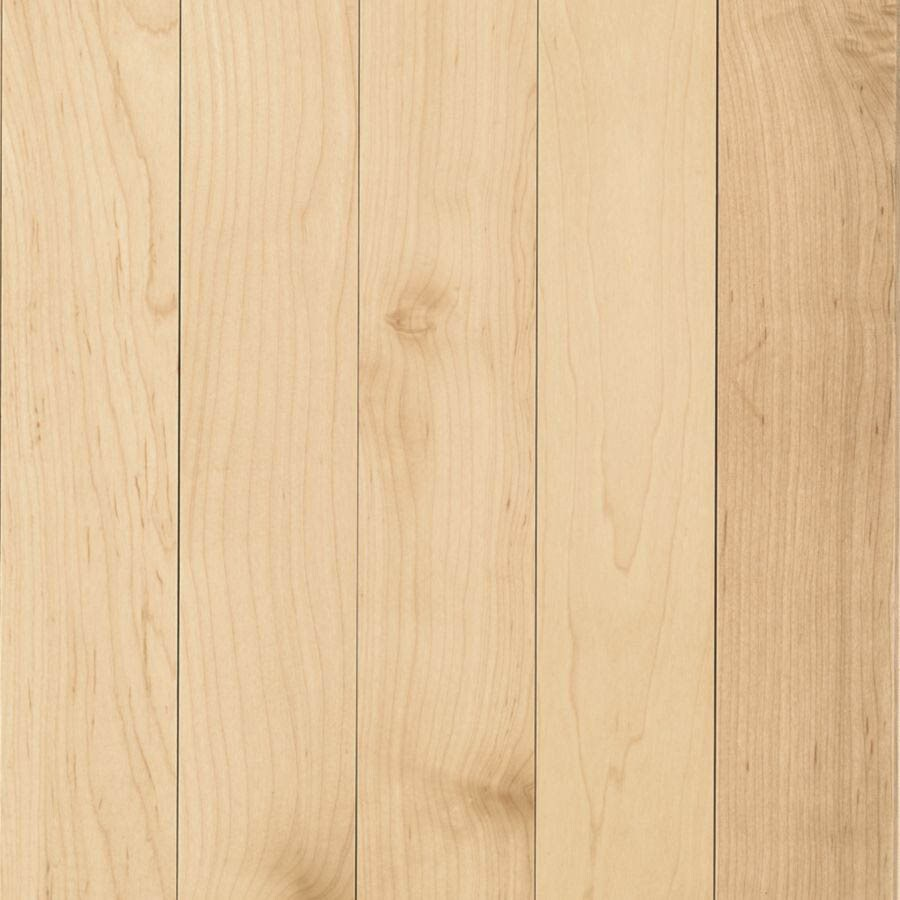 Shop Allen Roth W Prefinished Maple Hardwood