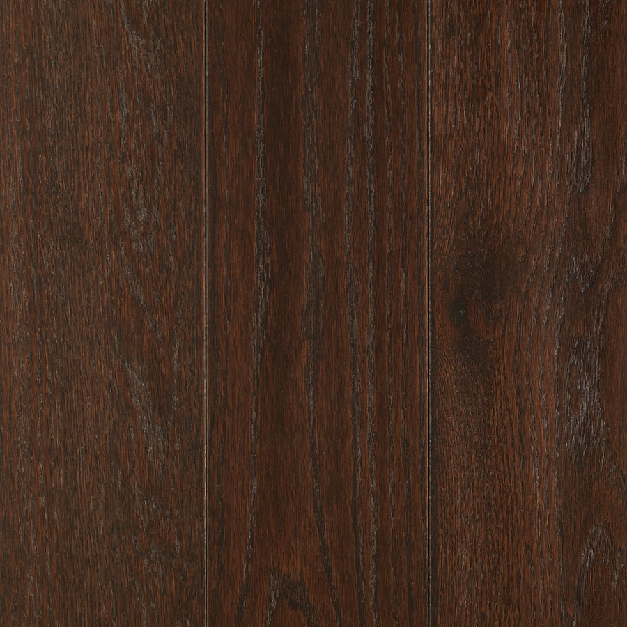 allen + roth 5-in W Prefinished Oak Hardwood Flooring (Truffle)