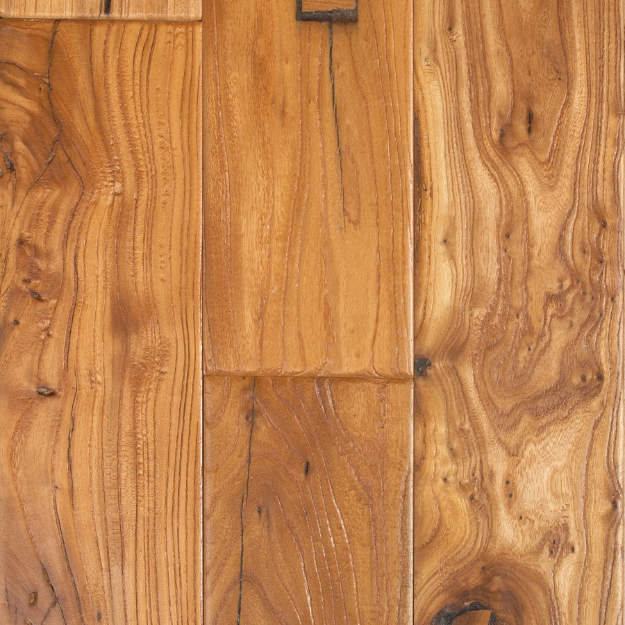 Mohawk Montefino 5-in W Prefinished Elm Engineered Hardwood Flooring (Antique Elm Natural)