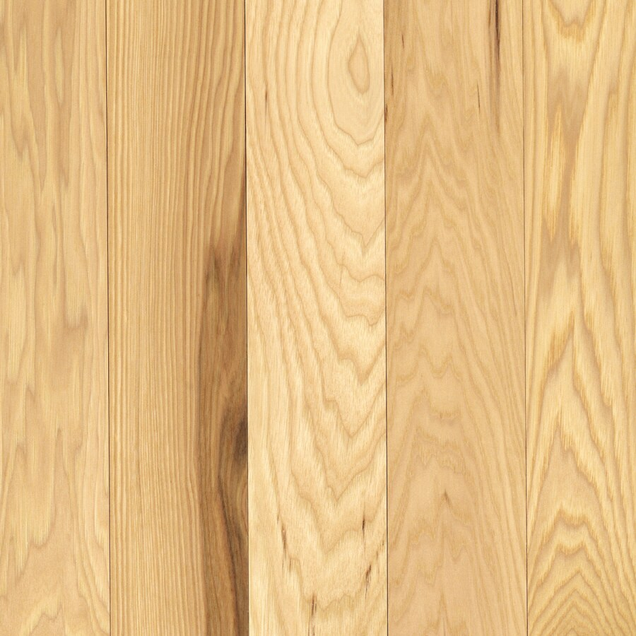 Mohawk Anniston 2.25-in W Prefinished Hickory Hardwood Flooring (Country)