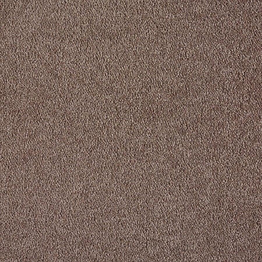 Green Living Mushroom Textured Indoor Carpet