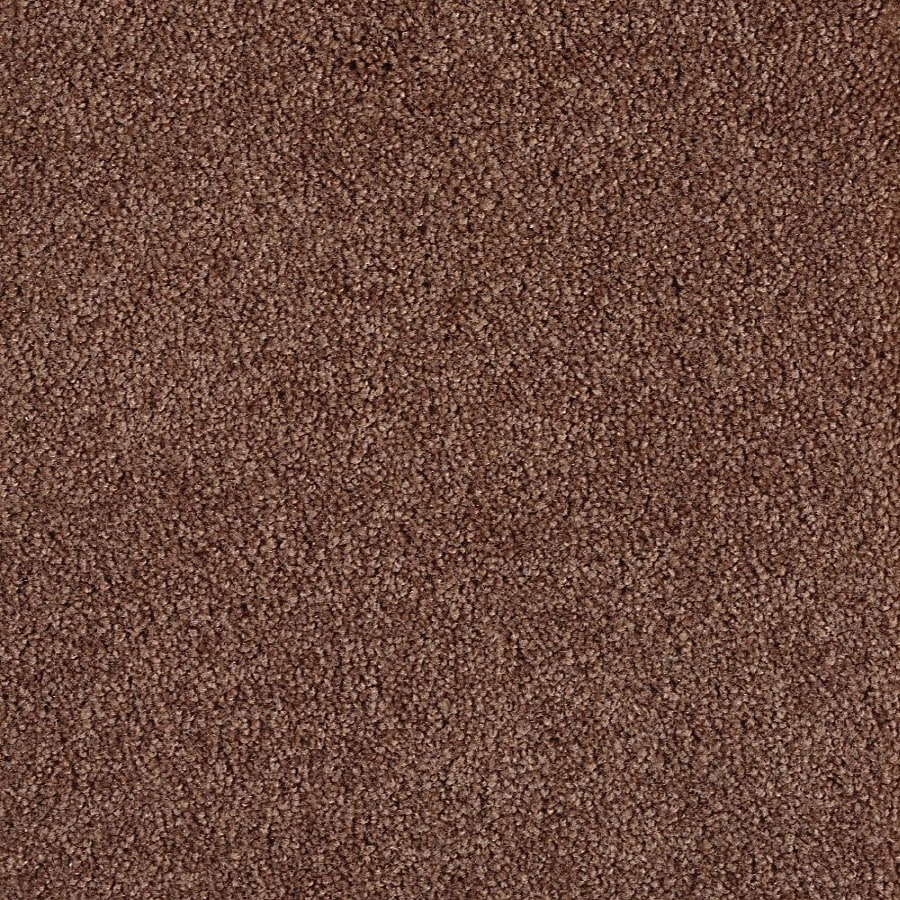 Green Living Pumpkin Textured Indoor Carpet