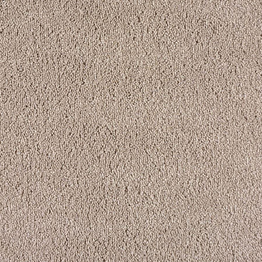 Green Living Neutral Ground Textured Indoor Carpet