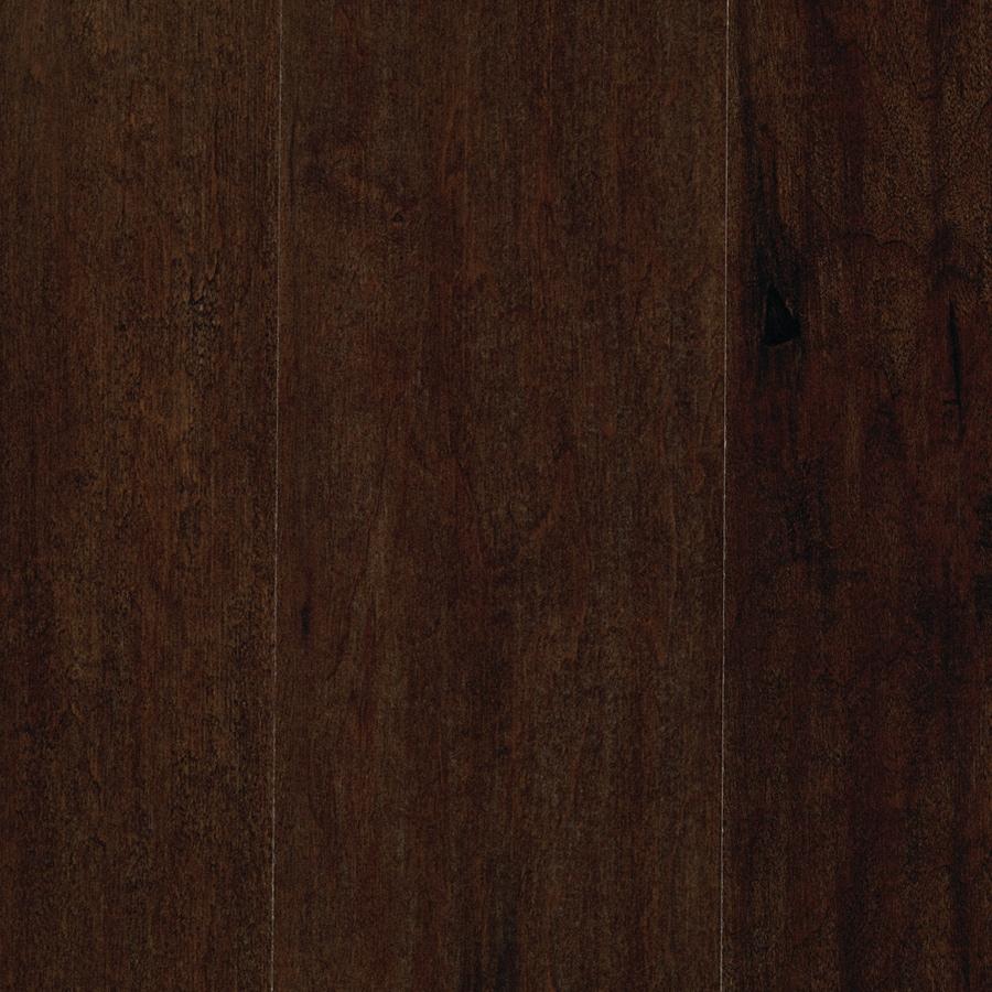 Mohawk Masaya 6.12-in W x 4.52-ft L Chocolate Maple Wood Plank Laminate Flooring