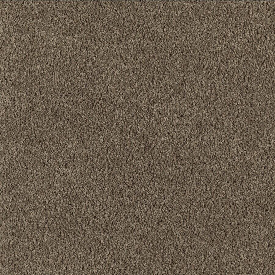 SmartStrand Glory Olive Branch Textured Indoor Carpet