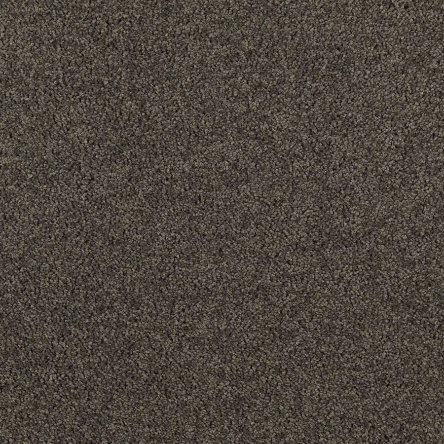 SmartStrand Voyager Curry Textured Indoor Carpet