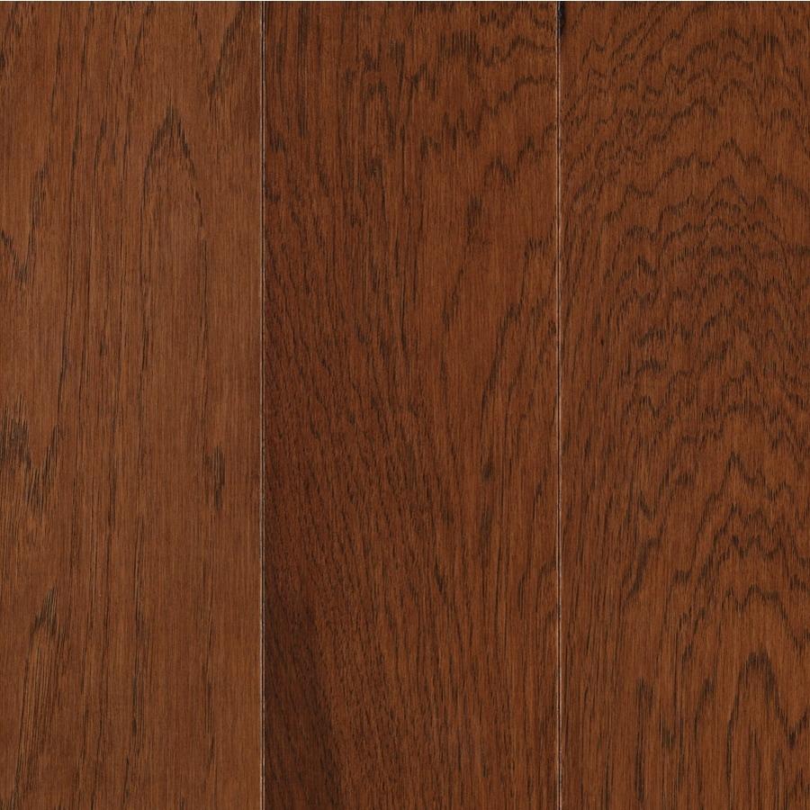 allen + roth Millville Warm Cherry Hickory Hardwood Flooring (22.5-sq ft)