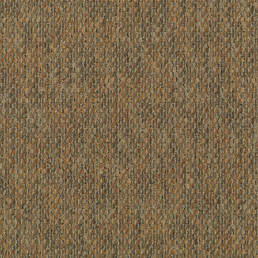 Mohawk 18-Pack 24-in x 24-in Hugo Textured Glue-Down Carpet Tile