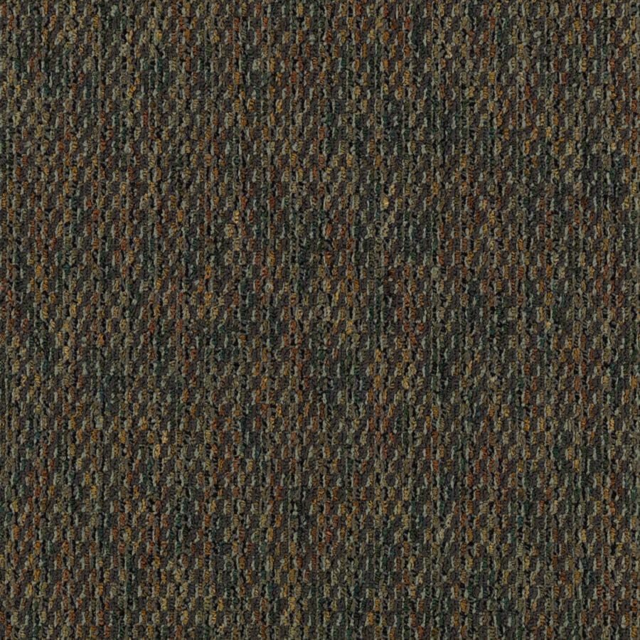 Mohawk 18-Pack 24-in x 24-in Dante Textured Glue-Down Carpet Tile