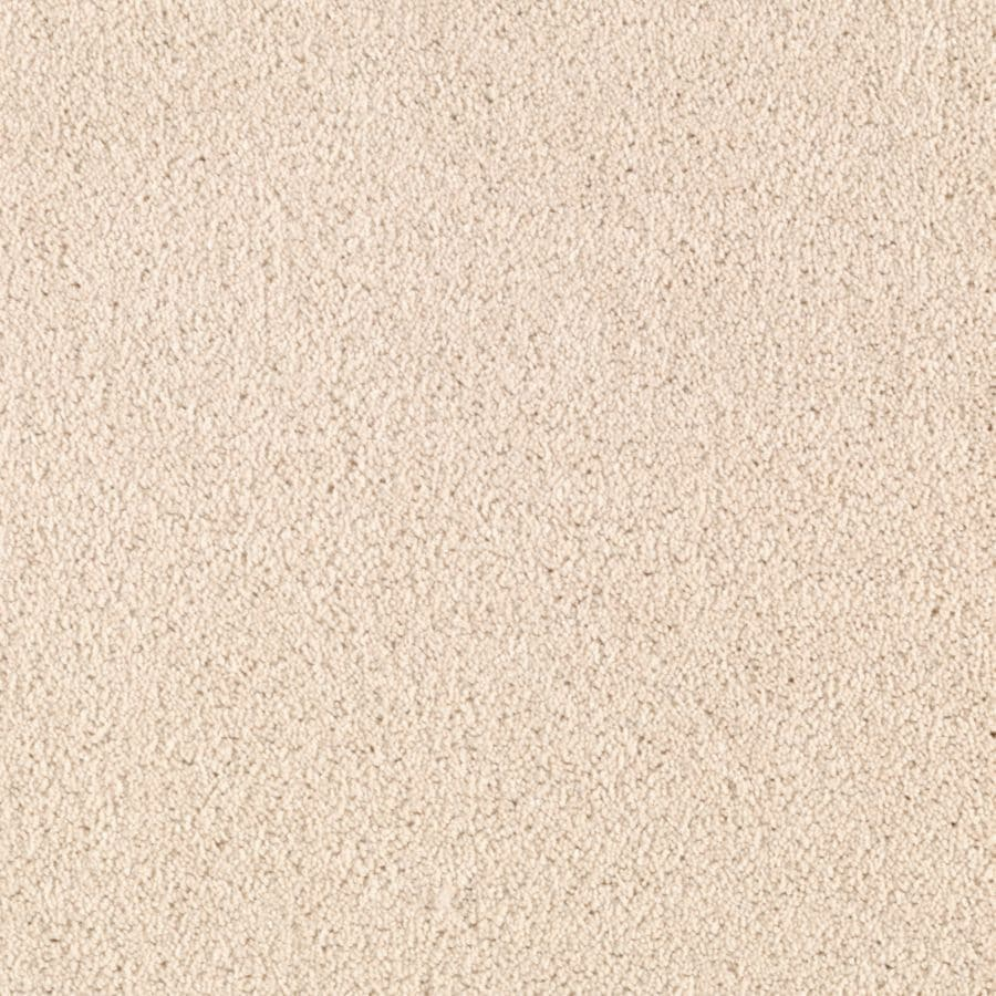 Mohawk Essentials Cherish 12-ft W Pearl Textured Interior Carpet