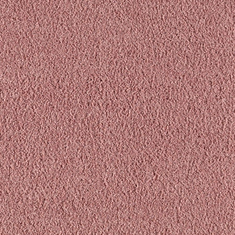 Mohawk Essentials Cherish Mauve Mist Textured Interior Carpet