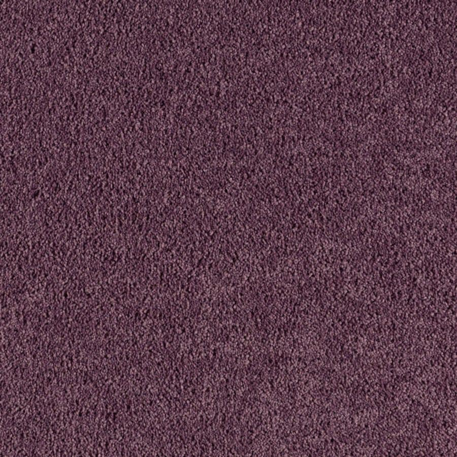 Mohawk Essentials Cherish Grape Jam Textured Indoor Carpet