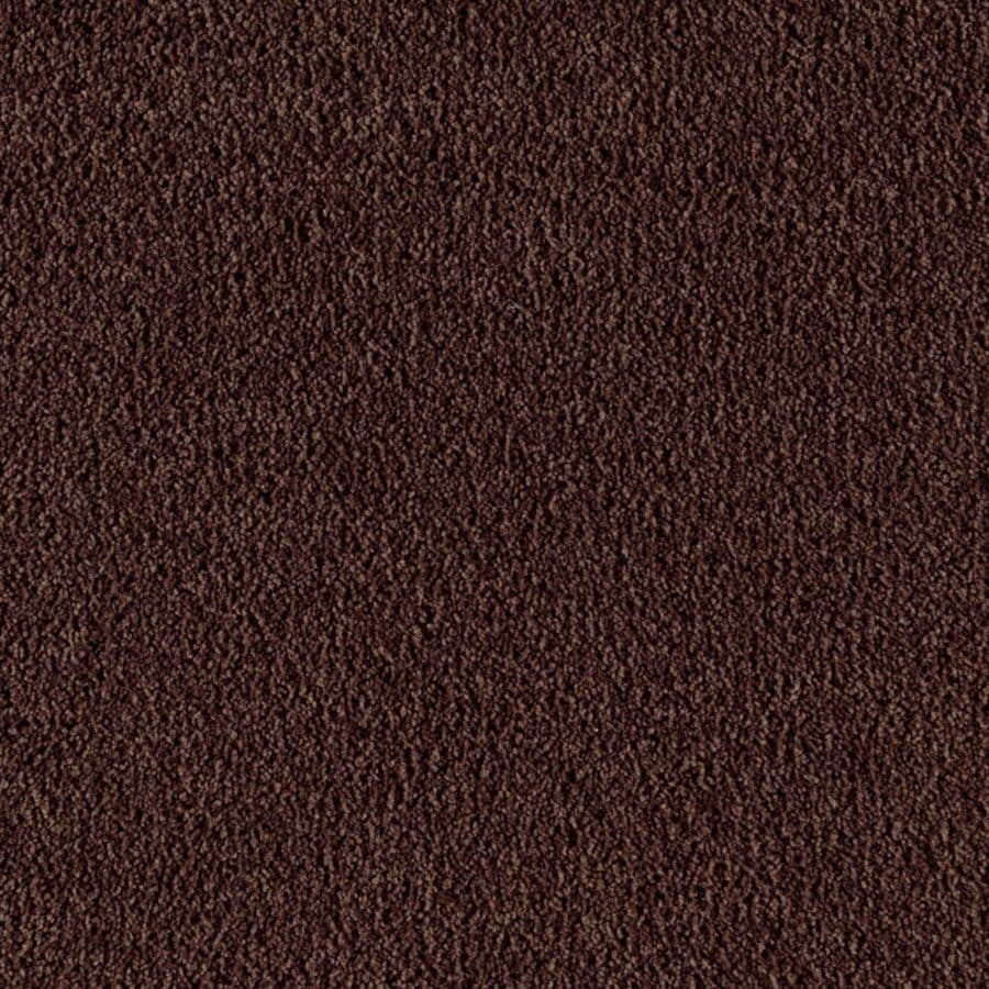 Mohawk Essentials Cherish Tobacco Textured Indoor Carpet
